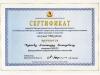 Сертификат-Чуйкова